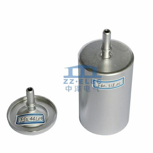 Benz VIANO W639 fuel filter cover & housing
