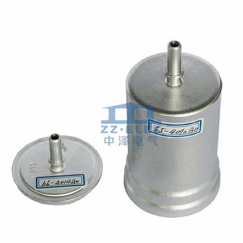 Peugeot 307 fuel filter cover & housing