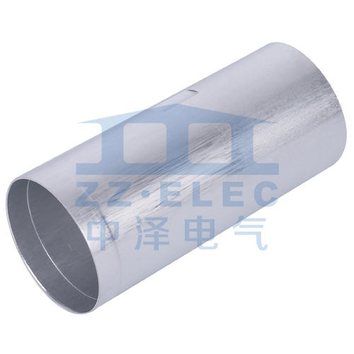 New energy super capacitor components cylindrical shell
