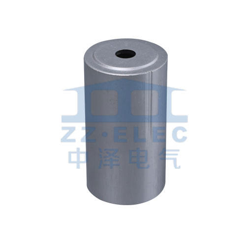 Perforated NEW ENERGY SUPER CAPACITOR CYLINDRICAL SHELL